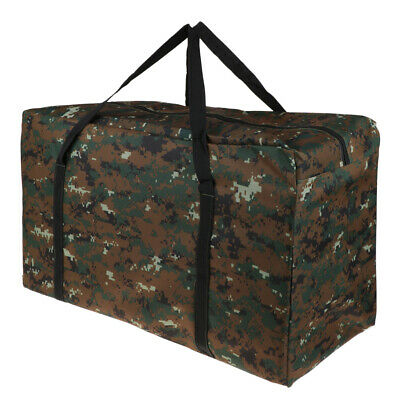 £12.62 • Buy Prettyia Camouflage Large Storage Bags Cube Luggage Organizers Travel Bag