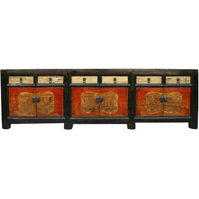 AU4080 • Buy Chinese Antique Furniture -  Original Large Mongolian  Sideboard (38-061)