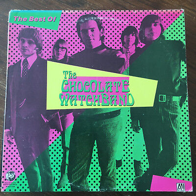 The Chocolate Watchband - The Best Of - AVI (1983 Reissue) • 12£