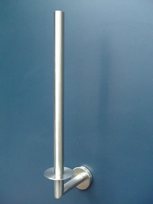 AU34.95 • Buy Spare Toilet Roll Holder Paper Stainless Steel Wall Mount New