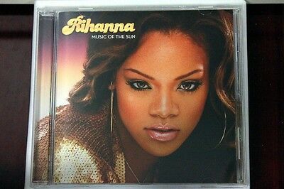 AU10.50 • Buy Rihanna - Music Of The Sun | CD Album | 2005