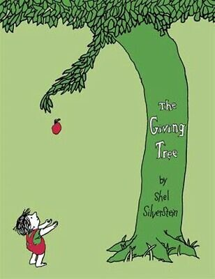 The Giving Tree | Shel Silverstein • 9.95£