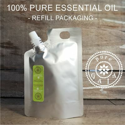 AU12 • Buy Essential Oils + Carrier Oil 100% Pure & Natural Aromatherapy Grade Oil (Refill)