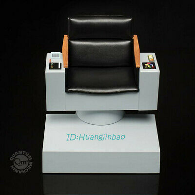$ CDN453.69 • Buy Star Trek TOS 1:6 Scale The Command Chair Model InStock QMX Collection Led Light