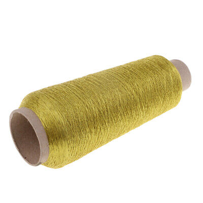 300D Nylon Whipping Wrapping Thread Line For Fishing Rod Rings Guides Yellow • 9.17£