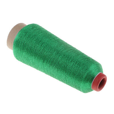 300D Nylon Whipping Wrapping Thread For Fishing Rod Rings Guides 1500m Green • 9£