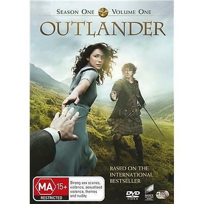 AU34.95 • Buy OUTLANDER SEASON ONE - Season One - Volume 1 - DVD - New