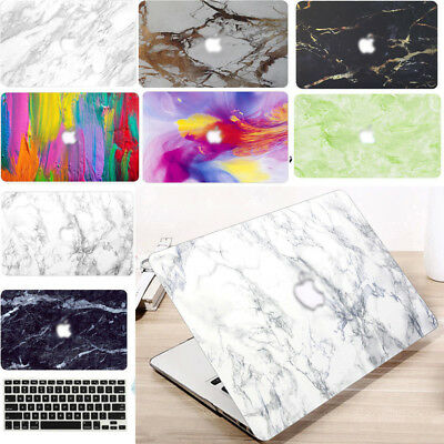 $26.98 • Buy HardShell Case+Silicone Keyboard Cover For Macbook Air Pro Retina 11 12  13 15
