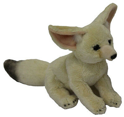 National Geographic Fennec Fox [14cm] Soft Plush Stuffed Animal Toy NEW • 11.28£