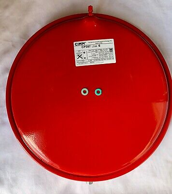 Ideal Mini C24 & C28 Expansion Vessel 172529 Brand New Including Free Washer • 27.50£