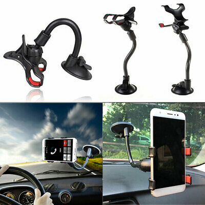 $6.64 • Buy Car AUTO ACCESSORIES Rotate Phone Windshield Holder For Samsung S10 / Plus S10e