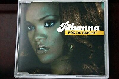 AU9.50 • Buy Rihanna - Pon De Replay | CD Single | 2005