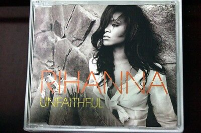 AU9.50 • Buy Rihanna - Unfaithful | CD Single | 2006