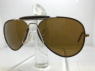 9cf4491fc8 New Ray Ban Sunglasses RB3422Q 9041 58MM BROWN LEATHER BROWN LENS • 135.88