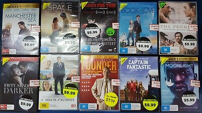 AU9 • Buy Quality Ex-Rental DVD's Assorted Drama Titles