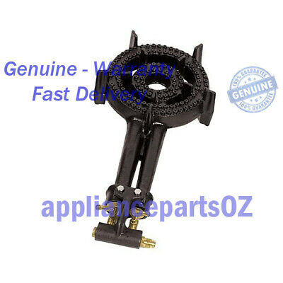 AU78.85 • Buy Dual Ring Burner LPG 1/4  Male Connection RB30 - Bromic