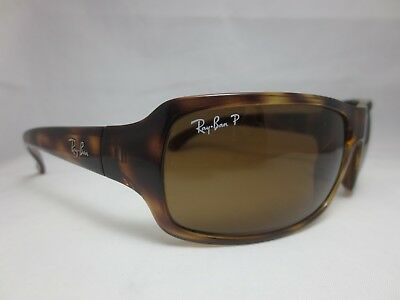ef3aa3a9cd2 RAY-BAN RB 4075 642 57 POLARIZED Sunglasses ITALY Excellent Condition •  89.99