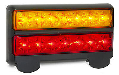 AU70.90 • Buy Boat/trailer 1 X Stop/tail/indicator/licence Lamp 207 S   Led Autolamps