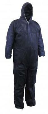 £10.70 • Buy Maxisafe Disposable Spray Paint Suit Protective Overall Coverall Blue