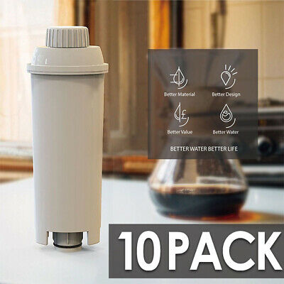 AU74 • Buy 10X Compatible Coffee Machine Water Filter For DeLonghi DLSC002, SER3017