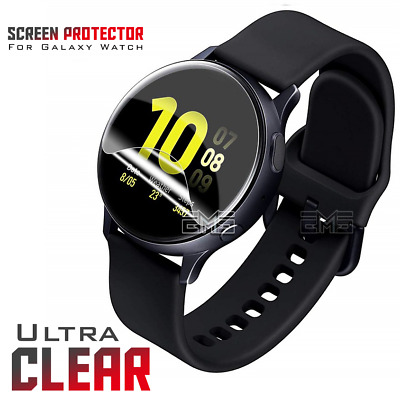 AU3.49 • Buy For Samsung Galaxy Gear Watch Active Active 2 Clear Full Cover Screen Protector