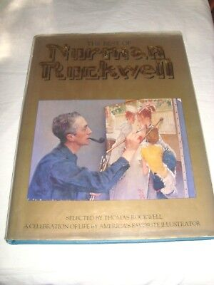 $ CDN10.04 • Buy The Best Of Norman Rockwell (1988, Hardcover)