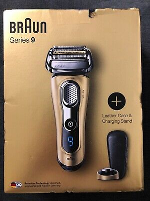 View Details Braun Series 9 Gold Edition 9299PS Men's Electric Foil Shaver Wet Dry Razor New • 117.00£