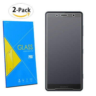 AU5.35 • Buy For Sony Xperia XZ2 Premium 5.8 - 2-Pack Tempered Glasses Screen Guard Protector