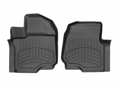 WeatherTech 3D Floor Mats For 2015-2020 Ford F-150 1st Row Pair 446971IM • 117.95$