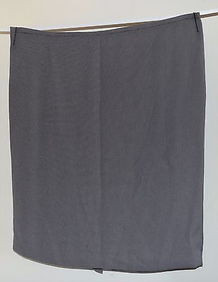 Collections For Le Suit Women's Skirt Gray W/ White Polka Dots Size 14 Excellent • 14.33£