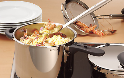 £122.66 • Buy WMF Perfect Plus Pressure Cooker 6.5 Qts / 6L Family Size MSRP$345 GERMANY Made