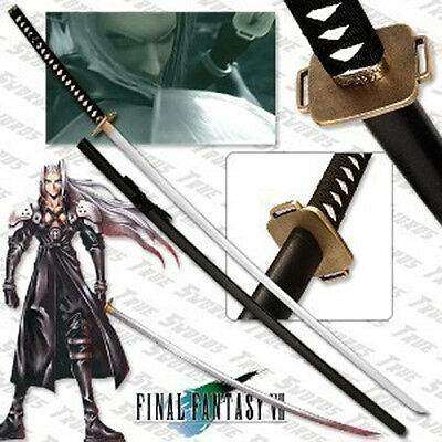 $ CDN86.46 • Buy Final Fantasy Masamune Sephiroth's Sword 68  With Wooden Stand