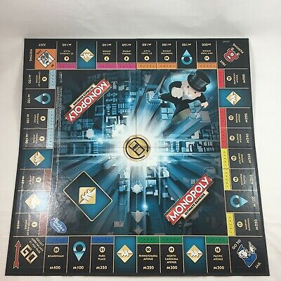 $9.07 • Buy NEW Original Monopoly Game Ultimate Banking Edition Replacement Game Board Only