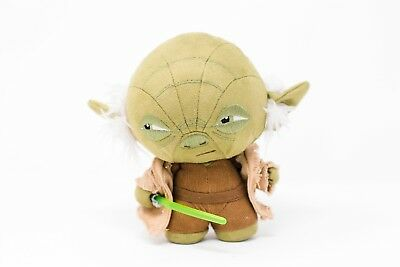 AU9.85 • Buy Fabrikations 02 Yoda Star Wars Funko Pop Plush Toy Collectable W/Light Saber