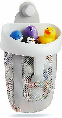 Munchkin Kids Super Scoop Bath Toy Organiser Storage Mesh Basket Holder • 14.49£