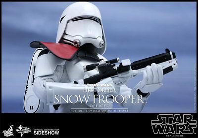 $ CDN282.79 • Buy Star Wars Vii~first Order~snowtrooper Officer~sixth Scale Figure~hot Toys~mib