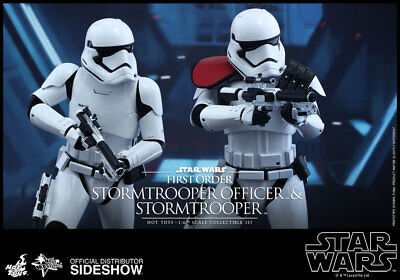 $ CDN467.64 • Buy First Order~stormtroopers~officer & Trooper~sixth Scale Figure Set~hot Toys~mib