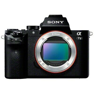 $ CDN2135.51 • Buy SONY Alpha A7 II ILCE-7M2 Mirrorless Digital Camera Body Only Japan Ver. New