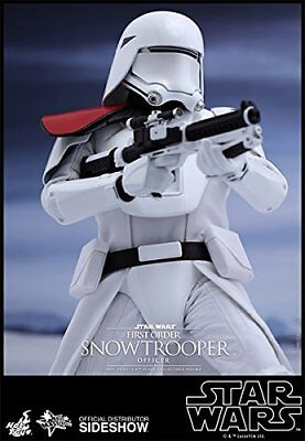 $ CDN277.87 • Buy Hot Toys Star Wars - FIRST ORDER SNOWTROOPER OFFICER 1/6th Scale Figure MMS322
