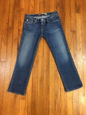 $ CDN30.93 • Buy BIG STAR Womens Rikki Low Rise Straight Blue Jeans TAG 27 Actual Size 29 X 26