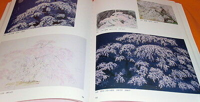 $ CDN139.19 • Buy SAKURA Cherry Blossoms Sketch And Painting By CHINAMI NAKAJIMA Book Japan #0475