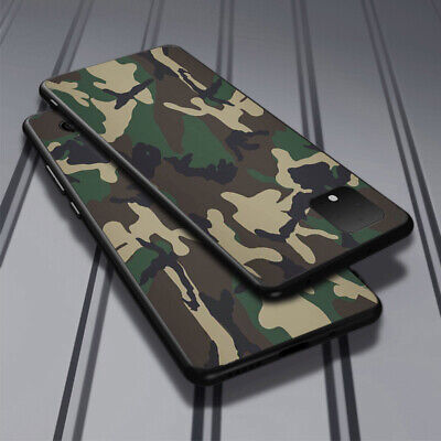 AU15.20 • Buy OPPO A91 A52 A5 A9(2020) AX5s AX7 A73 A57 R17 PRO Cover Case Camouflage Colour