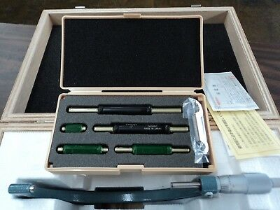 $800 • Buy Mitutoyo 103-904-10 Outside Micrometer Set: 0-6