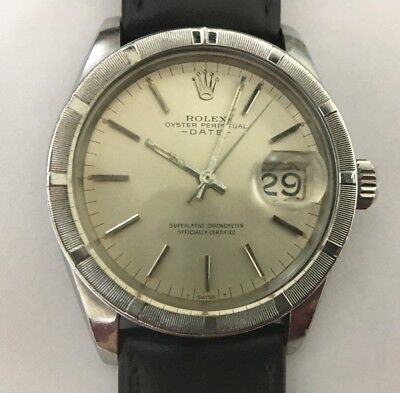 $ CDN2285.09 • Buy [w164] Vintage ROLEX OYSTER PERPETUAL DATE Ref.1501 Automatic Working EX