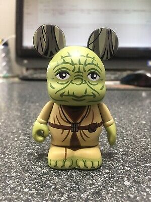 "$12.95 • Buy STAR WARS Eachez Series Disney 3  Vinylmation Yoda ""Baby Yoda"""