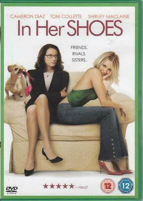 In Her Shoes-Asda Excl Dvd - 20th Century Fox - Acceptable - DVD • 3.99£