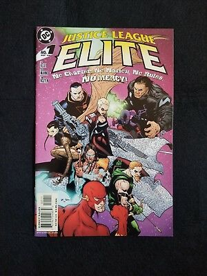$12 • Buy DC Justice League Elite Comic Issue 1