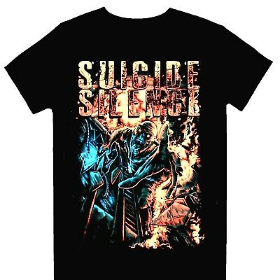 Suicide Silence - Zombie Official Licensed T-Shirt • 11.69£