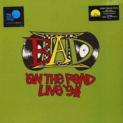 £9.95 • Buy BIG AUDIO DYNAMITE 12  - On The Road LIVE '92 RECORD STORE DAY 2018 Sealed Clash