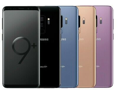 $ CDN373.05 • Buy Samsung Galaxy S9+ Plus SM-G965U 64GB GSM/ CDMA Unlocked T-Mobile AT&T Verizon